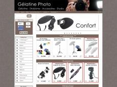 Gélatine Photo accessoires et strobisme
