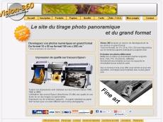 Vision-360 Développement de photos numériques en grand format
